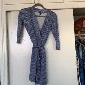 Anne Taylor Wrap Dress